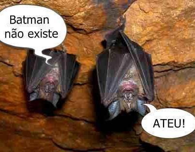 Batman não existe: Conversa de Morcego